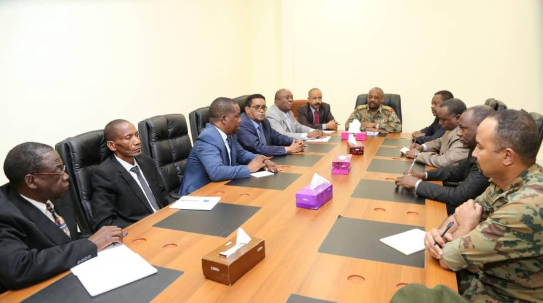 Chairman of TMC Security and Defence Committee Meets CISSA Delegation