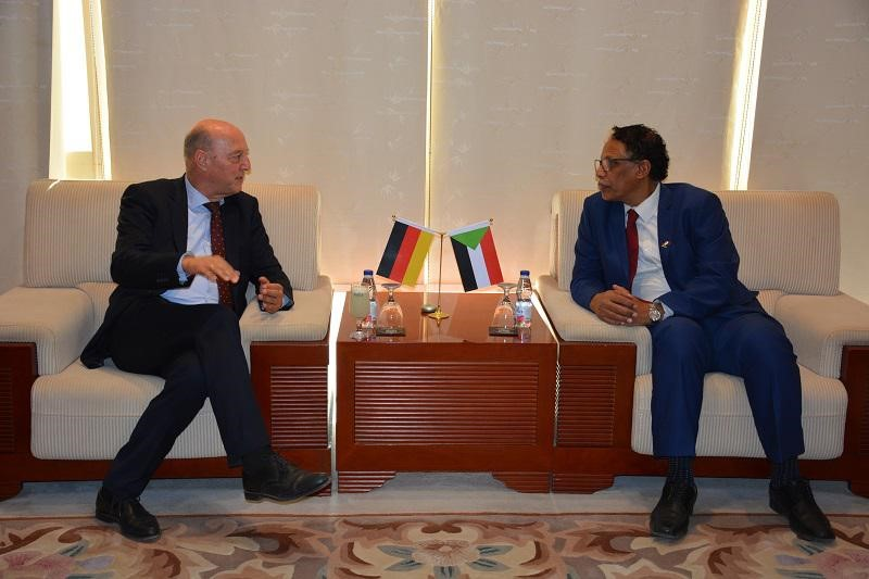 Germany Expresses Concern for Investment in Sudan
