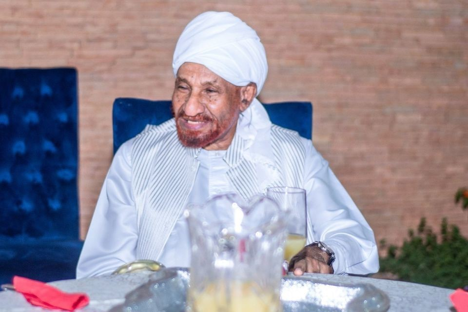 Imam SadigAl Mahdi passes away