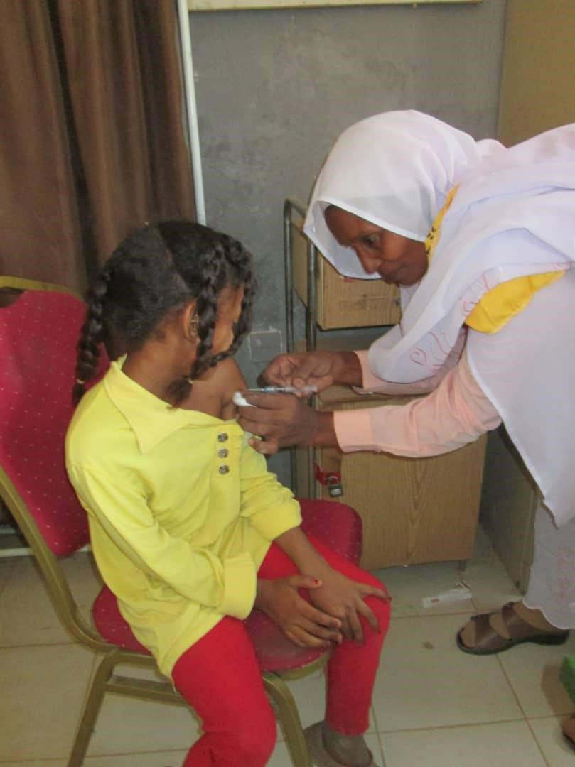 Joint Vaccination Campaign in Gezera State Receives International Appreciation