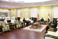 Al Burhan Affirms Partnership Partnership between Sudan and CAR