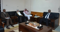Attorney General Meets UAE and Saudi Ambssadors