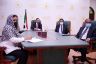 Hamdok participates in US Sudan Business Council meeting